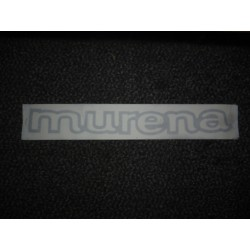 Autocollant Murena silver
