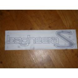 Autocollant Bagheera S noir