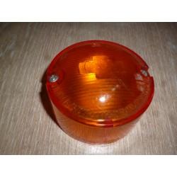 Cabochon feux ar orange 530