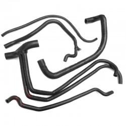 kit eau 5 durites silicone Peugeot 205 Rallye