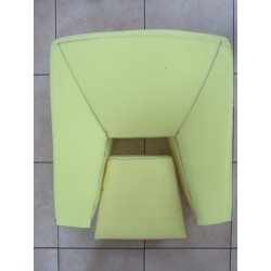 Mousse d'assise siège avant Matra 530 A LX