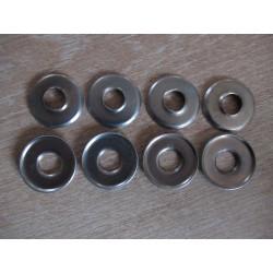 8 Rondelles spécifiques  pour anti basculement moteur Matra 530