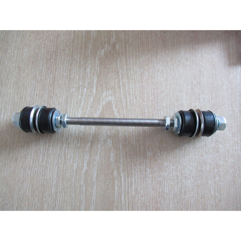 8 Silentblocs anti basculement moteur Matra 530