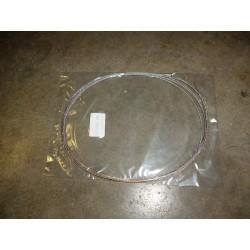 Cable d'accelérateur pour 2 carbus