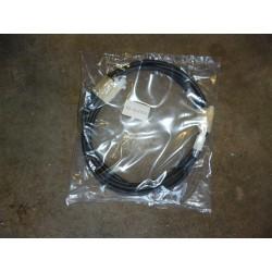 Gaine cable accélérateur pour 2 carbus+ passe fil