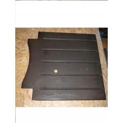 Tole de protection de plancher