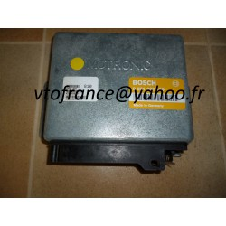 Calculateur injection   309 16s 405 mi16 35 broches