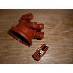 Tête et doigt pour allumeur Bosch Bagheera 80  et murena 1.6