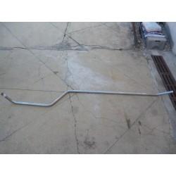 2 tuyaux radiateur inox + chauffage acier s2 bagheera