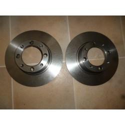 2 disques de frein ar bagheera et murena 1.6